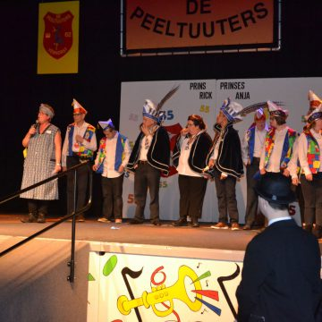 Kansplus Carnavalsmiddag in Venhorst
