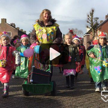 Scholen Boekel in carnavalssferen