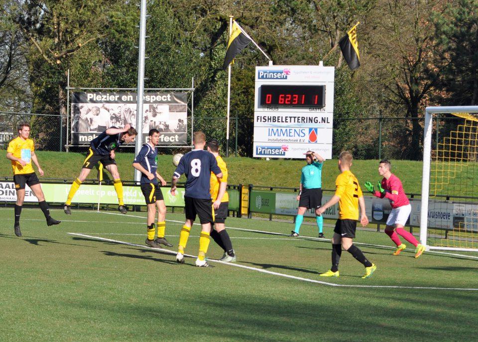 Verlies Venhorst, winst Boekel Sport