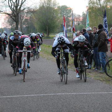 Boekels succes bij de wielerwedstrijd Peter Bouwmans Memorial in Bakel
