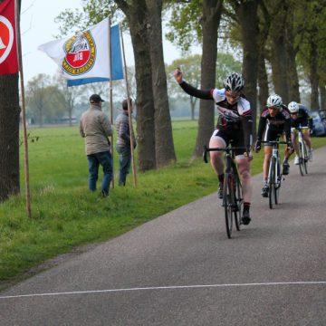 Frank Janssen ziet concurrent naderen