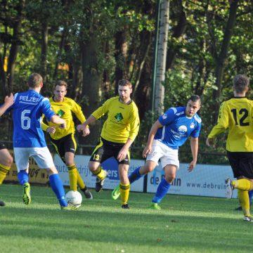 Eerste overwinning BS, verlies Venhorst