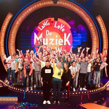 Kindcentrum Octopus wint Lange leve de muziekshow!
