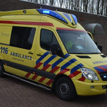 Zwangere vrouw betrokken bij botsing Venhorst