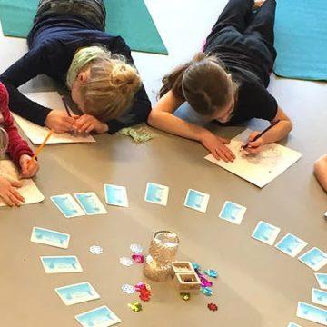 Kinderyoga en mindfulness voor kinderen