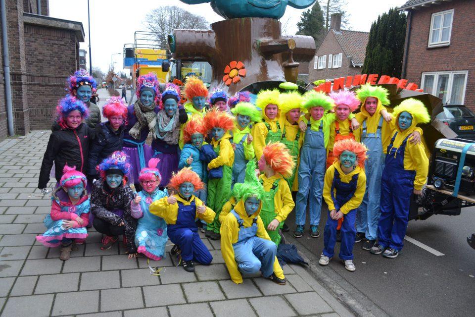 Carnavalsoptocht 2018