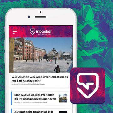 De inBoekel app: voor en door Boekelnaren! Gratis, snel en overzichtelijk