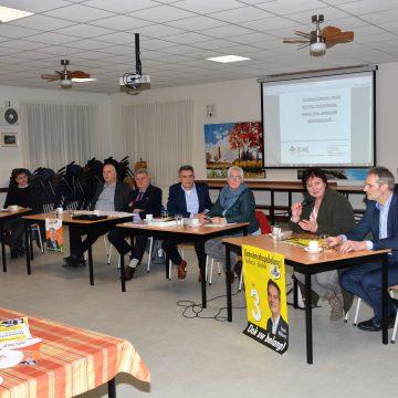 KBO leden Boekel en Venhorst in debat