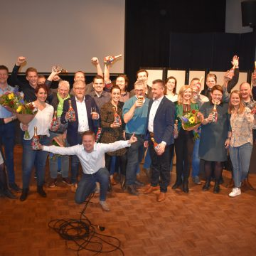 CDA wint in Boekel de verkiezingen