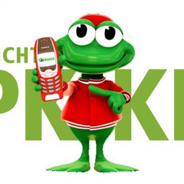 Oude mobiele telefoons voor Stichting Opkikker