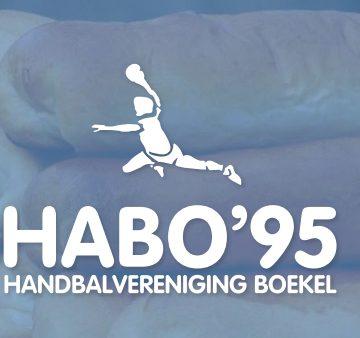 Worstenbroodjes actie HABO'95