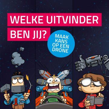 TechTown Boekel daagt (Boekelse) schooljeugd uit!