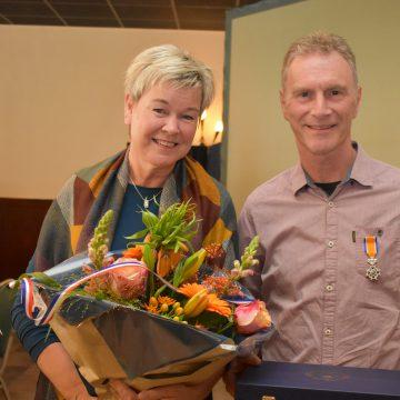 Frank Vonk krijgt Koninklijke Onderscheiding