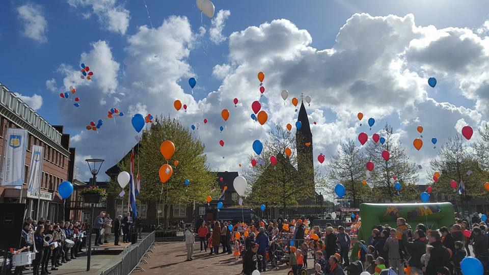 Programma Koningsdag Venhorst en Boekel