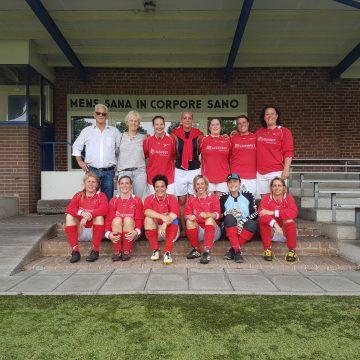 Venhorst 30+ dames kampioen