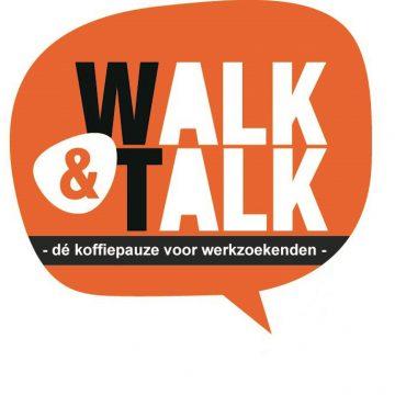 Walk&Talk – dé koffiepauze voor werkzoekenden