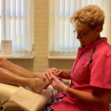 Thea Versteegden Pedicure & Manicure bedankt haar klanten