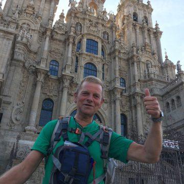 Paul van Dooren loopt van Boekel naar Santiago de Compostella