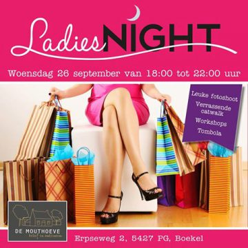 Ladiesnight Mouthoeve