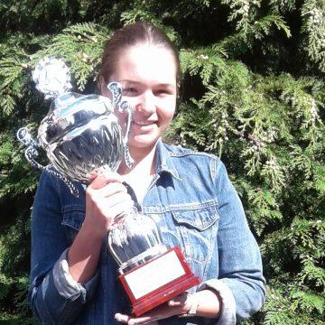 Evy van Mensvoort wint Benitons Cup 2018