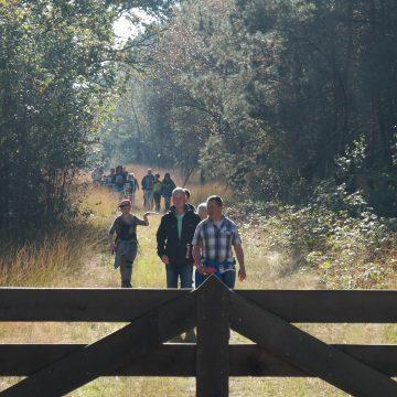 Scoutwalk – herfstwandeling 25 km