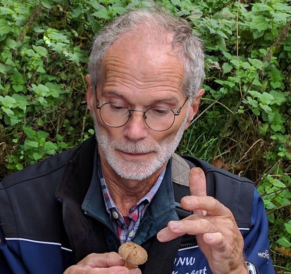 KennisCafé: Passie voor de natuur; lezing met paddenstoelenwandeling