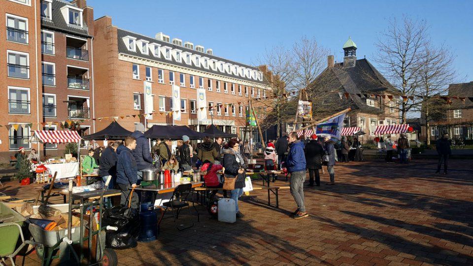 Kerstmarkt St. Agathaplein