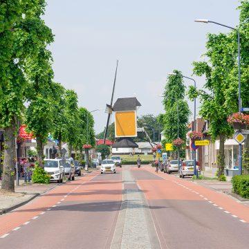 Raadsfracties verbaasd over plan verplaatsen molen