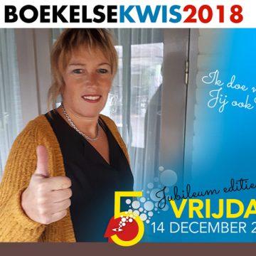 Boekelse Kwis 2018 Jubileumeditie