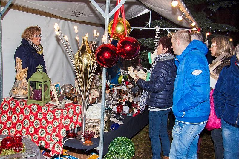 Sfeervolle kerstmarkt Huize Padua