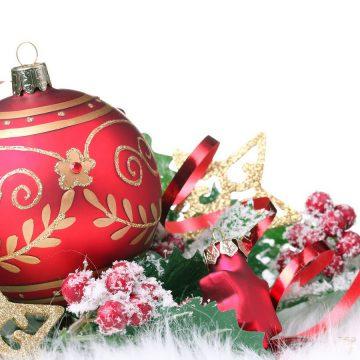 De Perekker in kerstsfeer