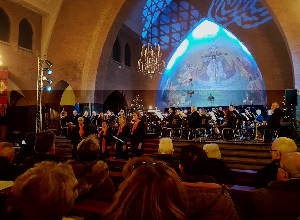 Winteravondconcert in de St. Agatha kerk