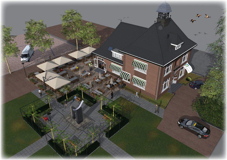 """""""Oude raadhuis zou restaurant moeten worden"""""""