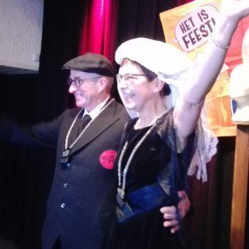 Mari en Carla Wijdeven nieuw boerenpaar