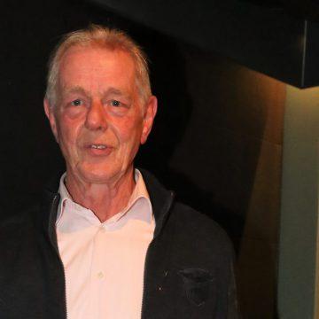 Gouden KNVB speld voor Wim van Zutven Boekel Sport