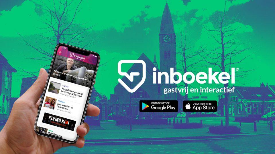 Update nu de inBoekel app!