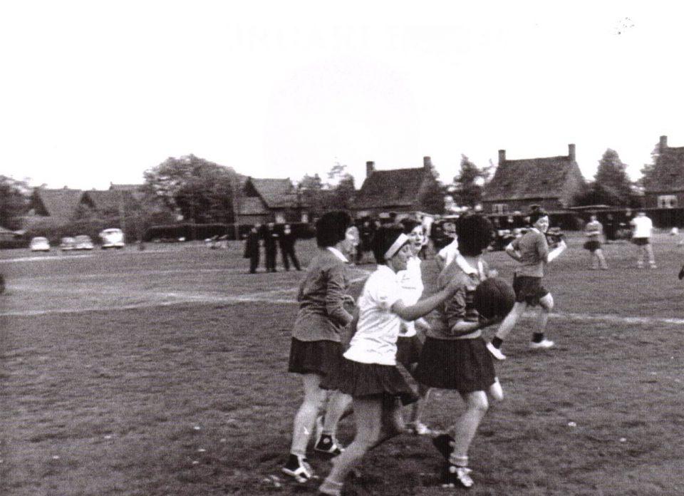 Korfbalvereniging Jes Venhorst 60 jaar