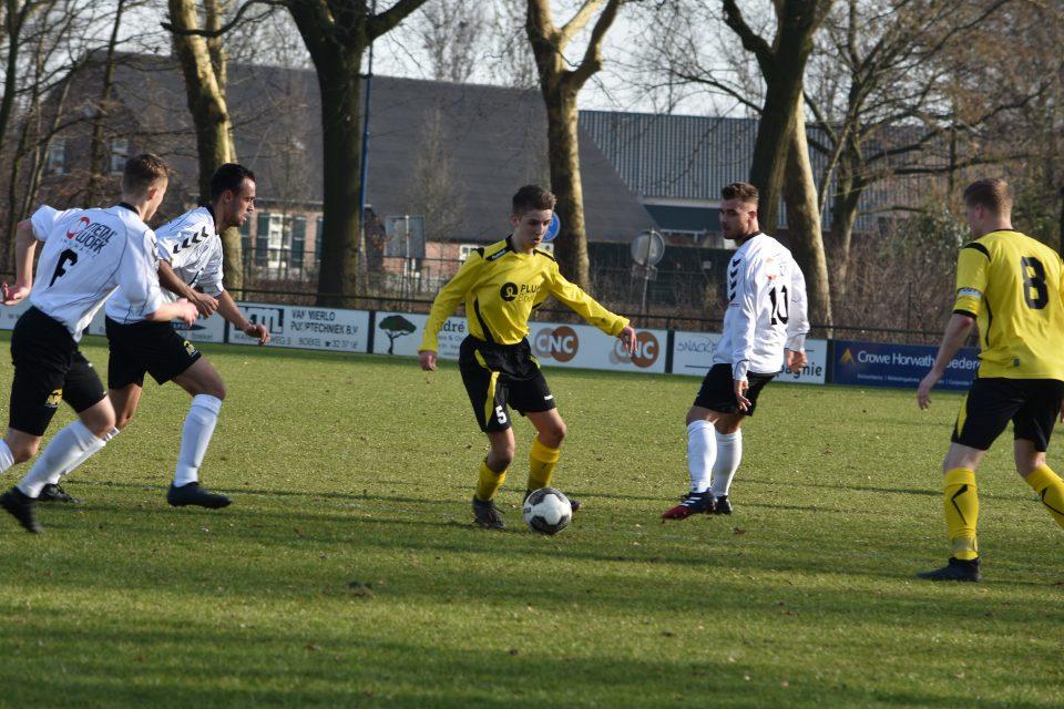 Boekel Sport wint van Margriet uit Oss