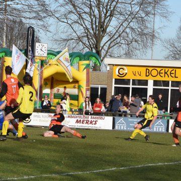 Boekel Sport verliest door eigen doelpunt