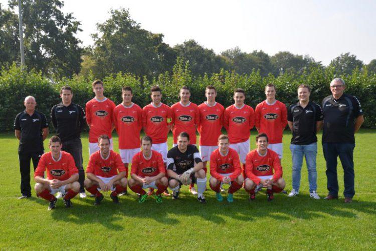 Venhorst pakt 2-0 overwinning op DAW, Kampioenschap heren 2 en vrouwen 30+