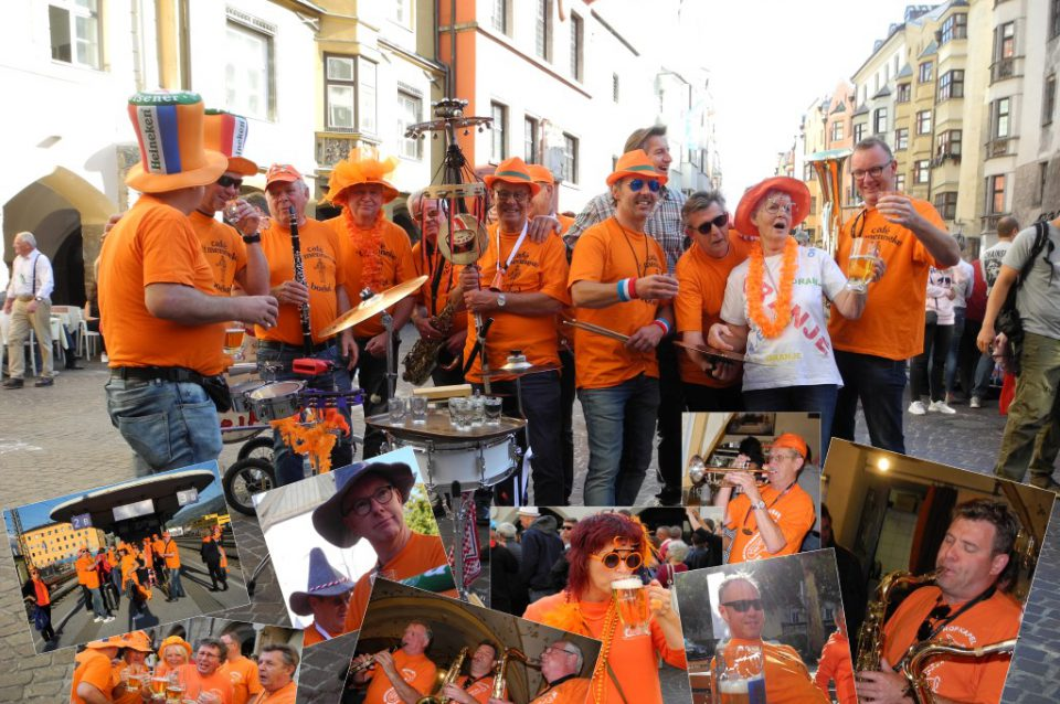 44 jaar carnaval met de Donderjagers