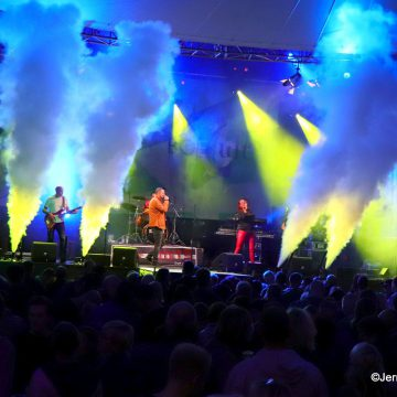 Boekelse coverband Off Limits met grote namen op programma Theater Markant