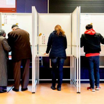 Hoe is er 20 maart in Boekel gestemd?