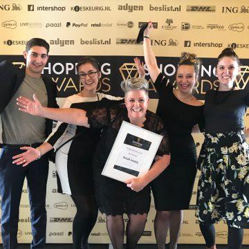 Boekelse webshop 'Puur Mieke' voor de tweede keer een van de beste webwinkels van Nederland