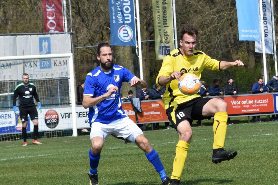 Boekel Sport pakt punt bij kampioen Olympia'18 Boxmeer