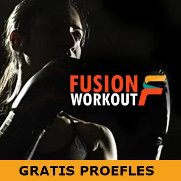 Gratis sportles voor dames bij Fusion Workout