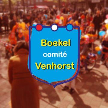 Koningsdag in Boekel en Venhorst