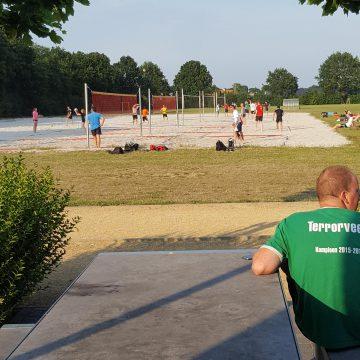 Inschrijving beachvolleybal-competitie geopend