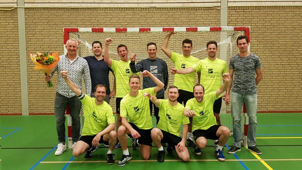 Van Rijbroek Sport & Mode na 11 jaar weer kampioen