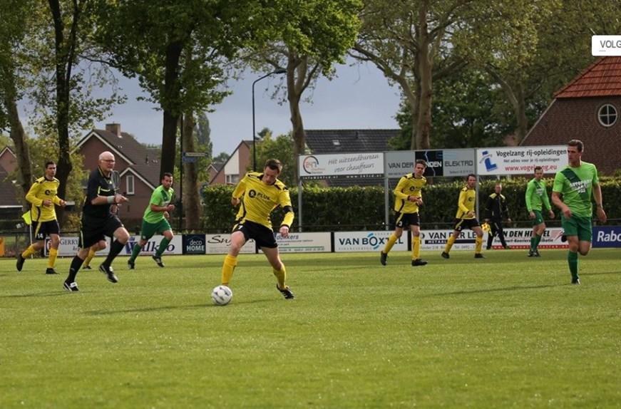 Geen doelpunten bij Boekel Sport tegen Schadewijk